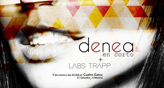 Denea y Labs Trapp unen fuerzas este viernes
