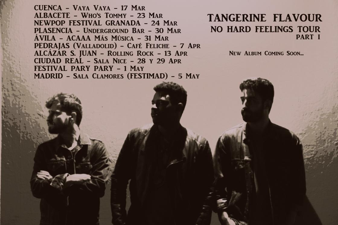 Primeras fechas del No Hard Feelings Tour
