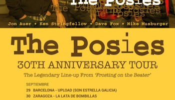 The Posies celebran su 30 cumpleaños
