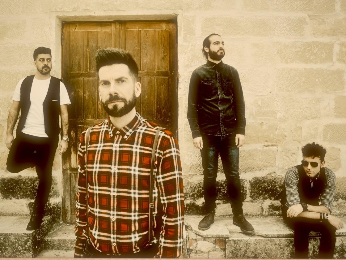 Vuelacruz presenta su disco homónimo