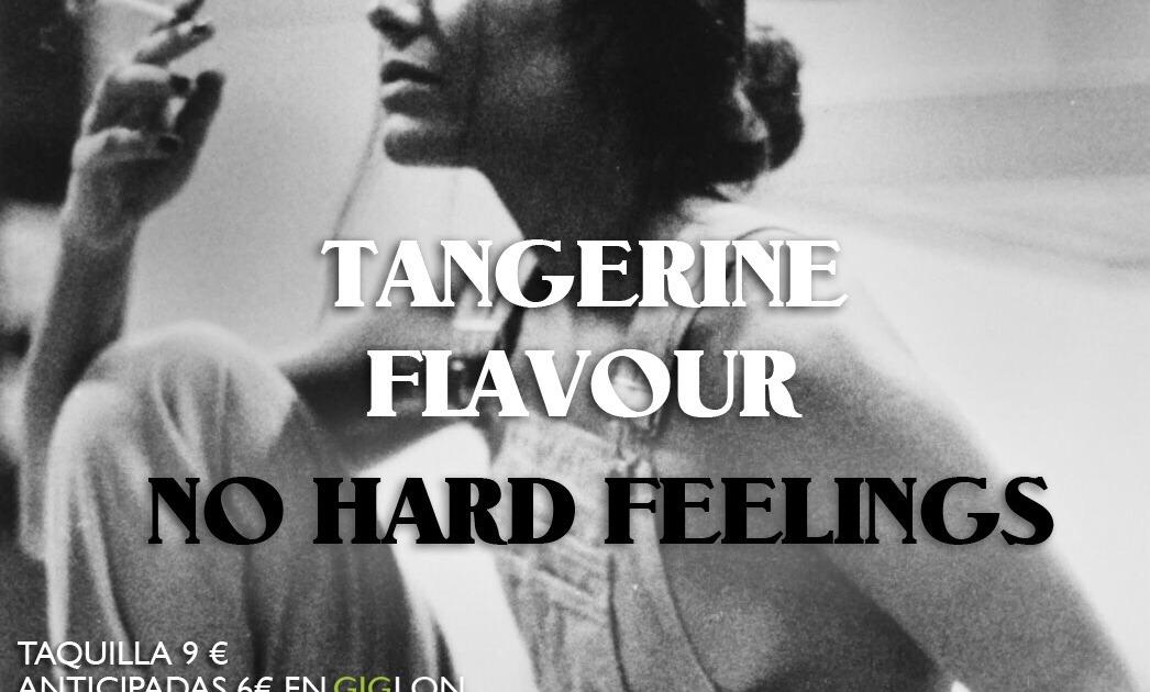 Tangerine Flavour presenta su nuevo disco