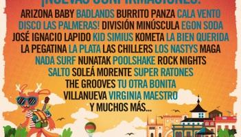 Más y más grupos en el Sonorama Ribera 2018