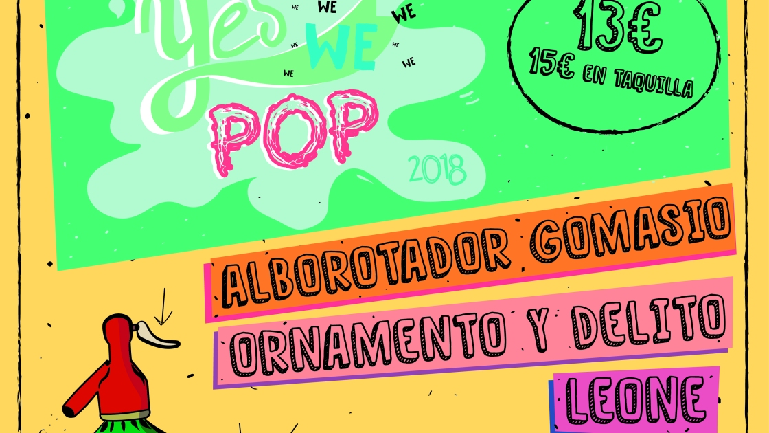 Vermú Fest - Yes We Pop