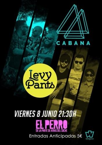 Levy Pants llega a Madrid