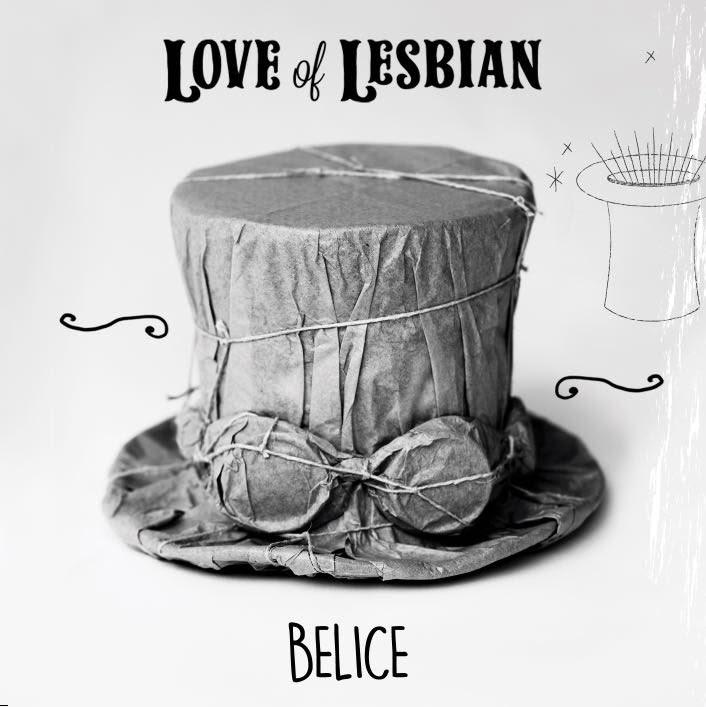 Love Of Lesbian estrenan el video de Belice