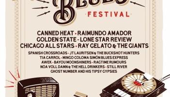 Hondarribia blues festival presenta cartel por días