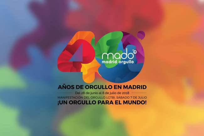 Los conciertos del Orgullo Gay 2018 en Madrid