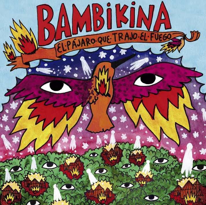 Bambikina para su gira veraniega