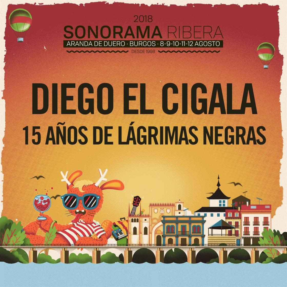 Sonorama Ribera añade otro nombre a su cartel