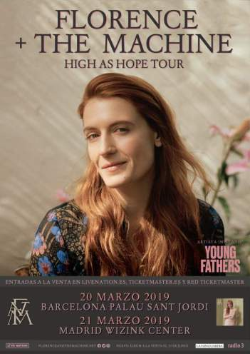 Florence And The Machine en España