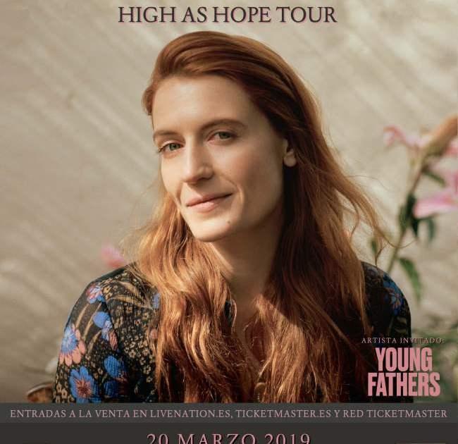 Florence And The Machine en España