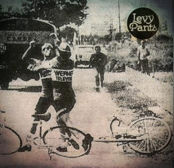 Levy Pants presenta nuevo y esperado EP
