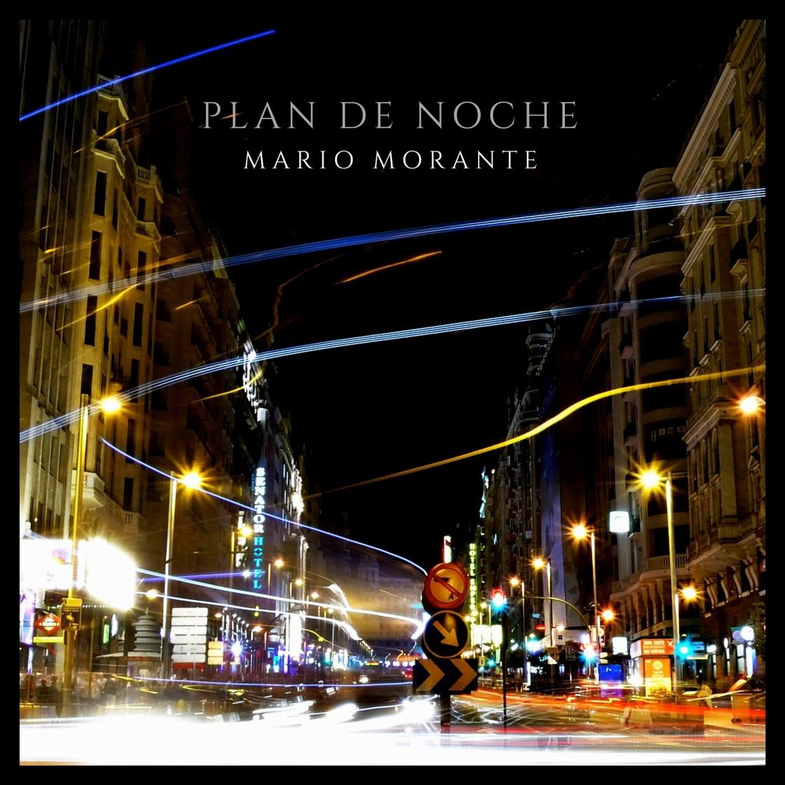 Nuevo Ep de Mario Morante