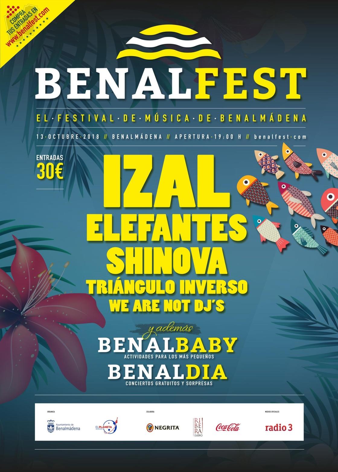 Nace el Benalfest