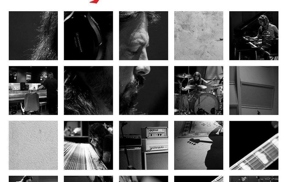 Nuevo proyecto en solitario de Dave Grohl