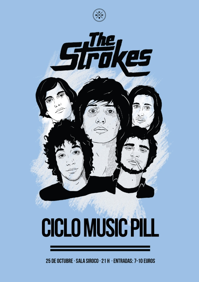 cartel_thestrokes