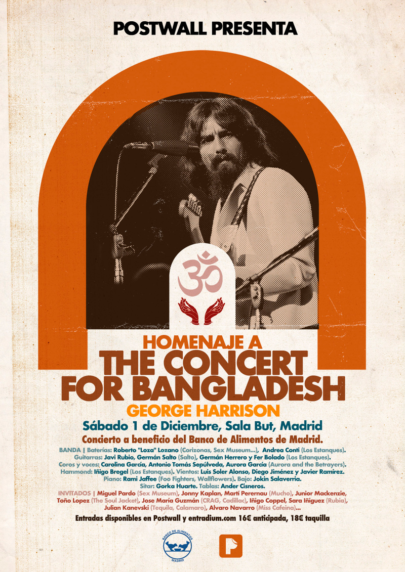 Homenaje a The Concert for Bangladesh