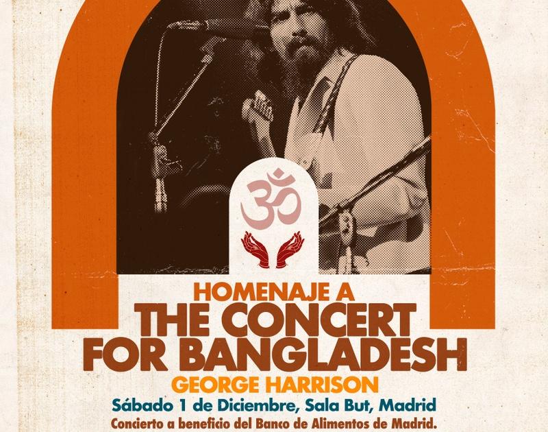 Homenaje a The Concert for Bangladesh