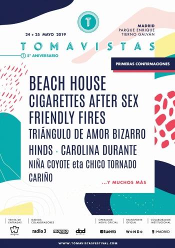 Tomavistas 2019 arranca con fuerza