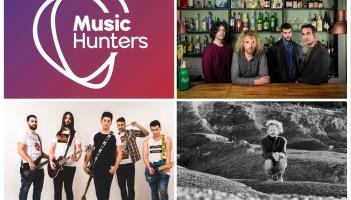 Nuevas caras en la agencia MusicHunters