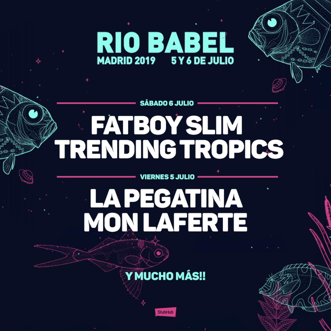 Rio Babel 2019 comienza a moverse