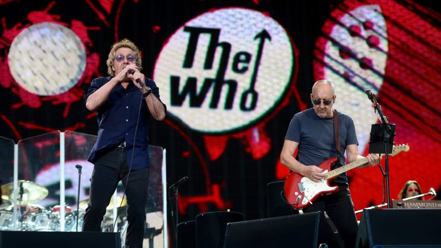 Nuevo disco y gira de The Who