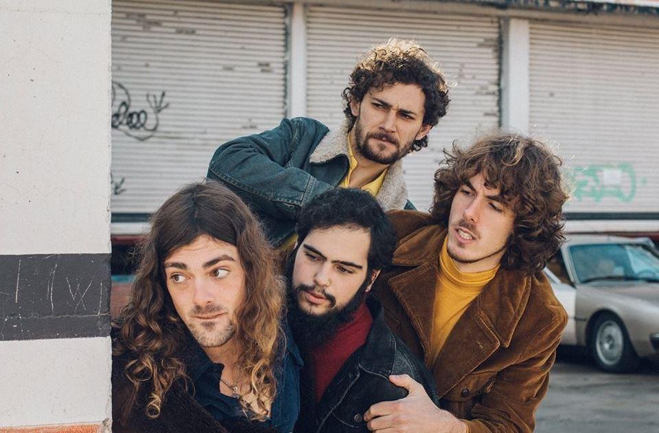 Los Estanques nos presentan su nuevo disco