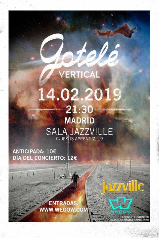 Jazzville Madrid.1