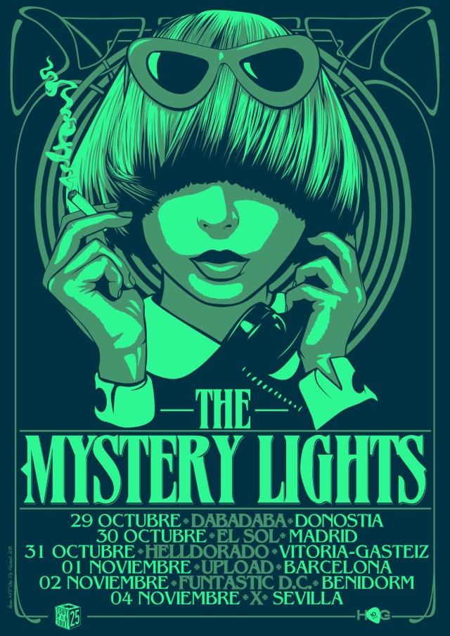 mystery lights cartel FF