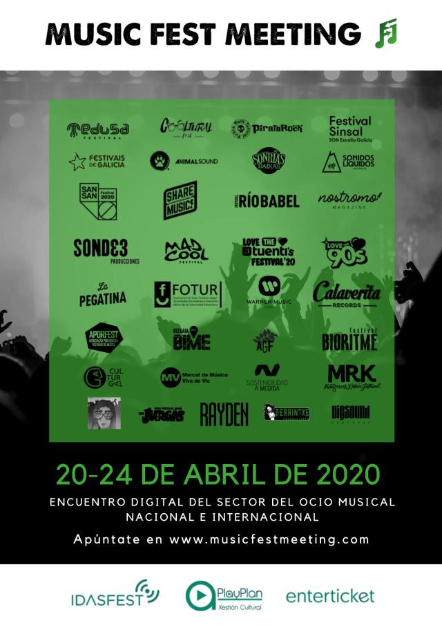 Cartel Music Fest Meeting