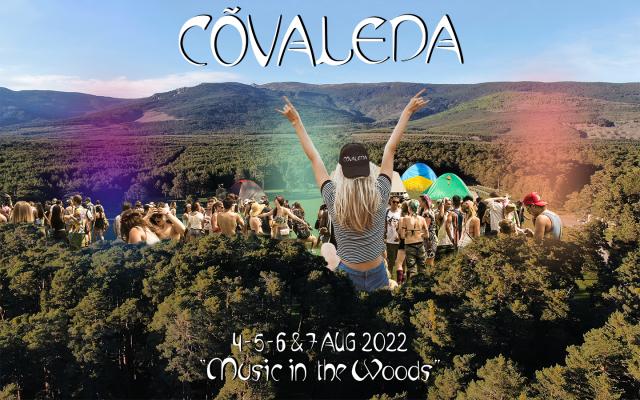 Foto promo Covaleda Festival 2022